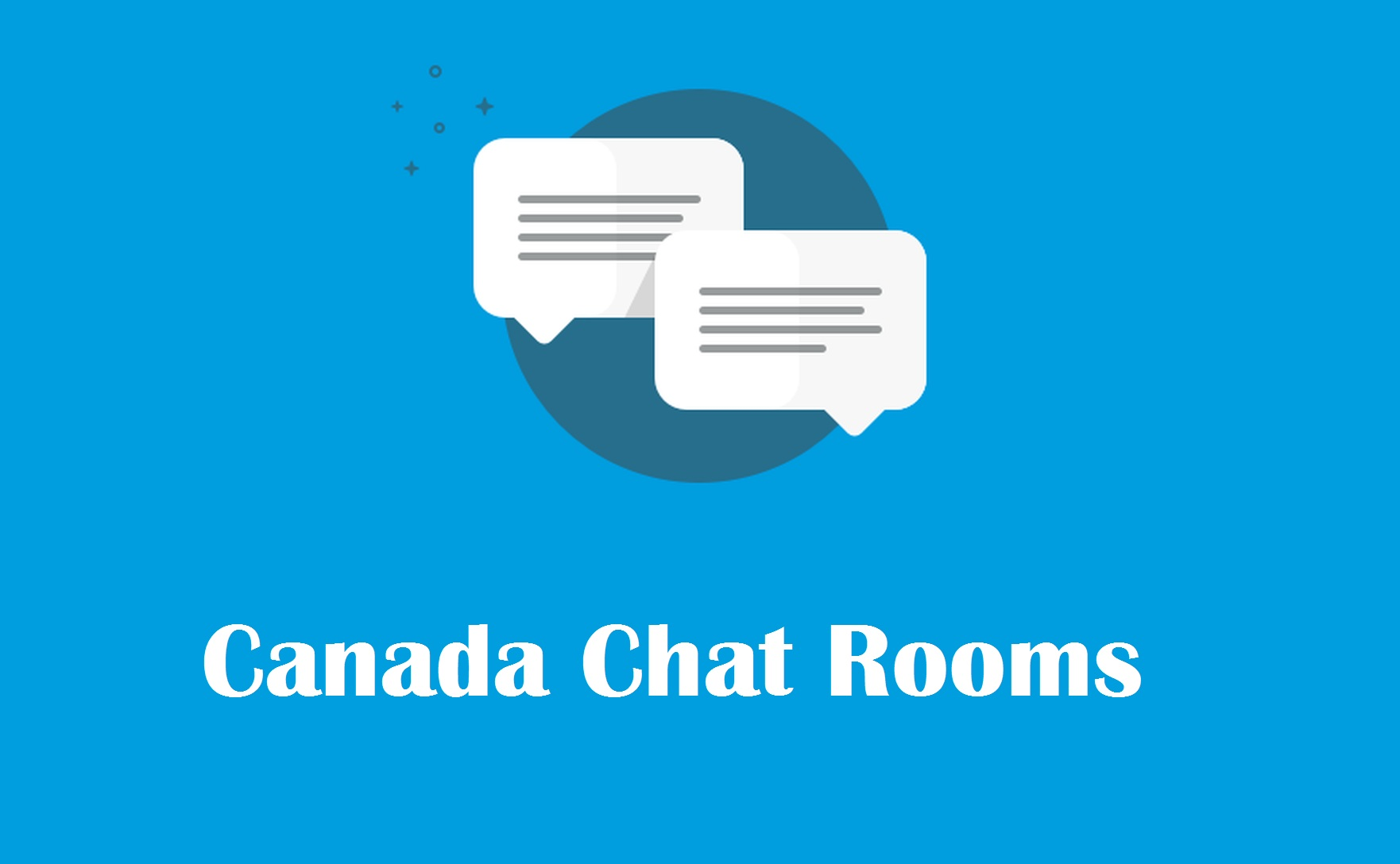Canada Chat Rooms